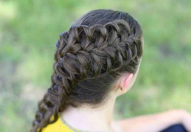 10 of the best braided hairstyles makeup tutorials