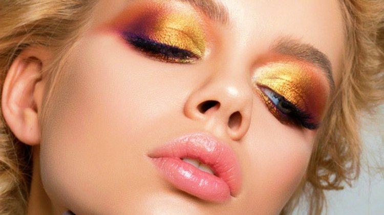 Colorful Eyeshadow Tutorials For Blue Eyes Makeup Tutorials