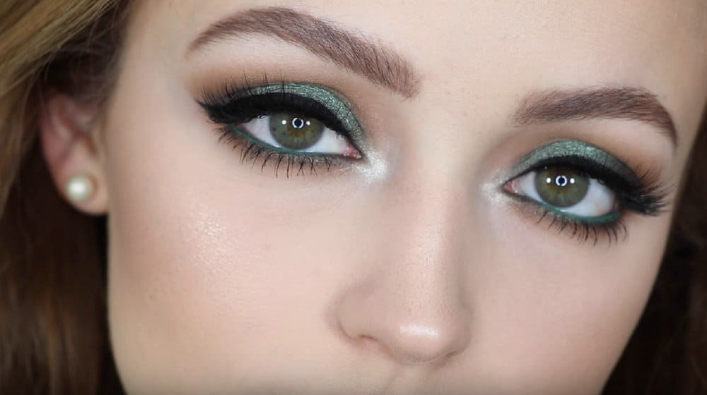 Feature | Easy Eye Makeup For Green Eyes | Makeup Tutorials Guide